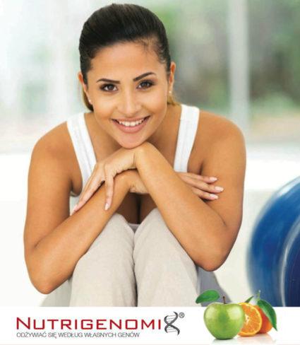 Badanie genetyczne Nutrigenomix