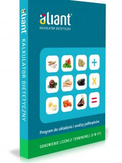 Aliant-kalkulator-dietetyczny-odnowienie-licencja-okresowa