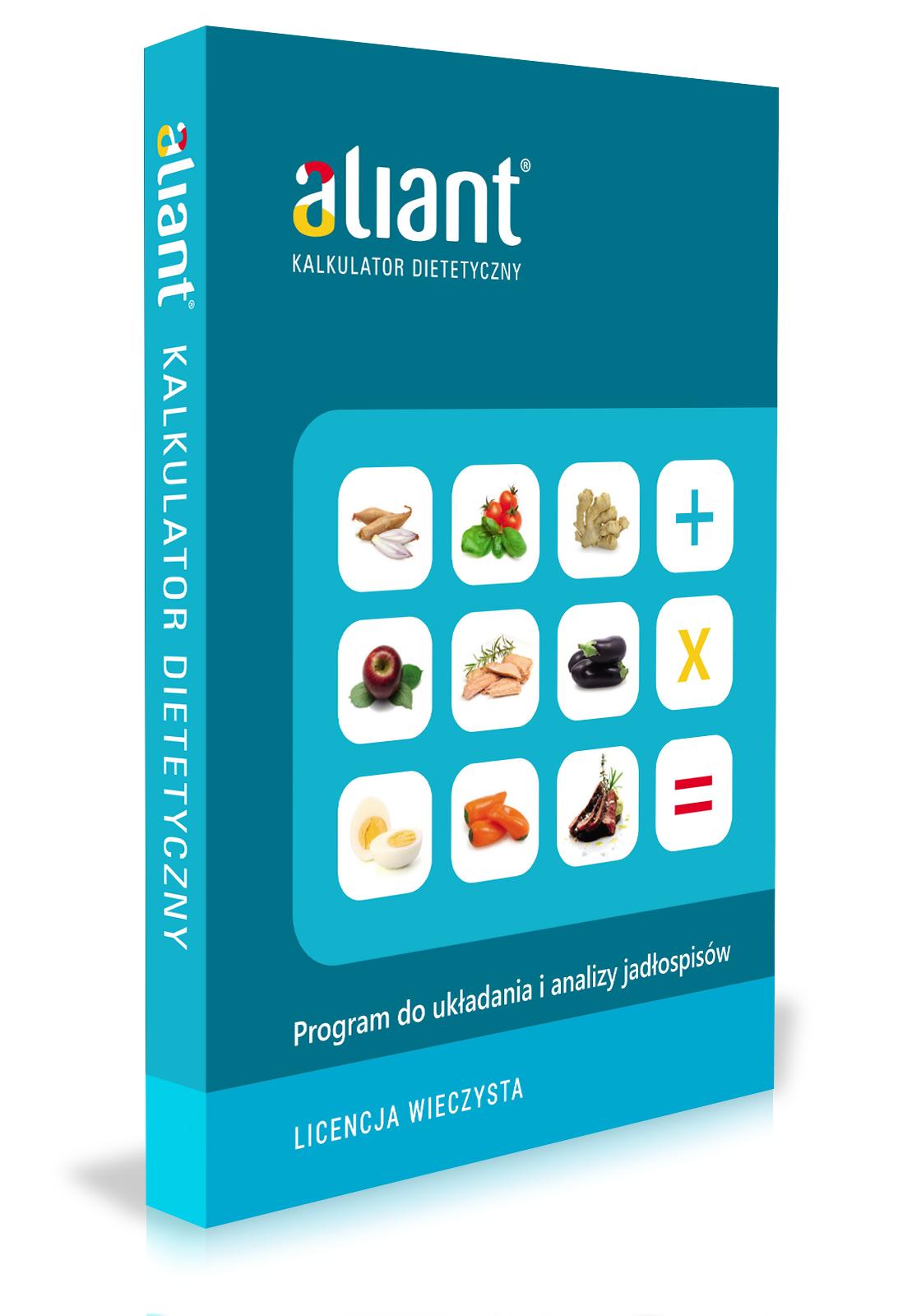 Aliant-kalkulator-dietetyczny-licencja-wieczysta