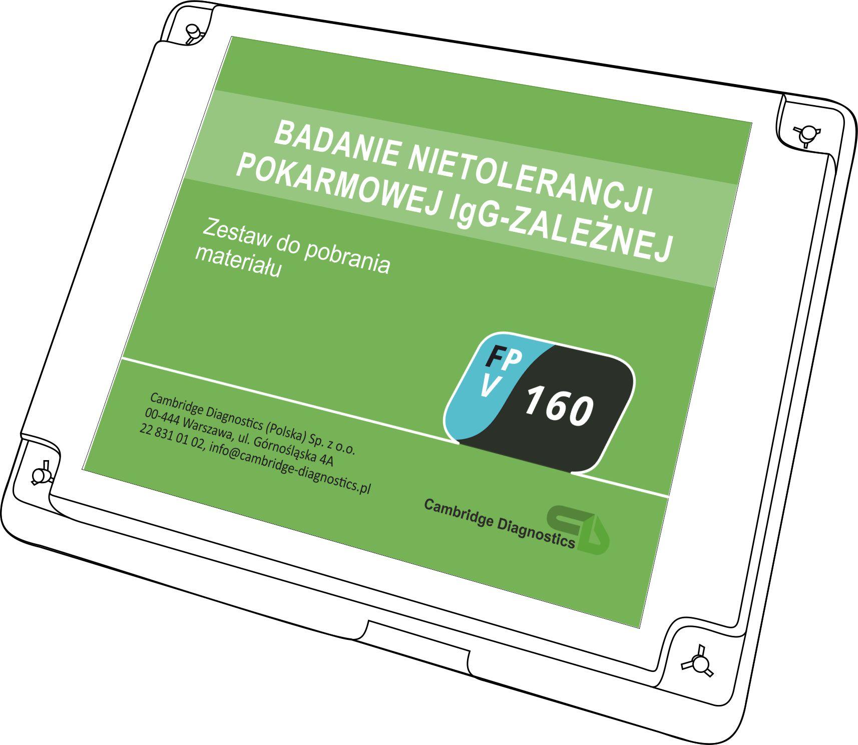 Test-nietolerancja-pokarmowa-FoodPrint-160-produktow