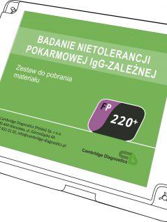 Test-nietolerancja-pokarmowa-FoodPrint-220-produktow